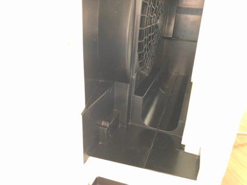 空気清浄機の内部掃除