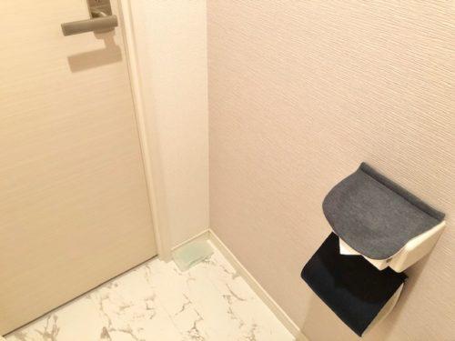 消臭剤の置き場所・トイレ