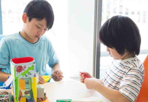 子どもの作品をそのまま保存する方法