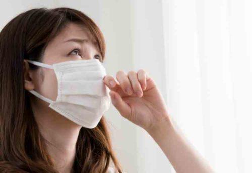 花粉症や風邪のときに
