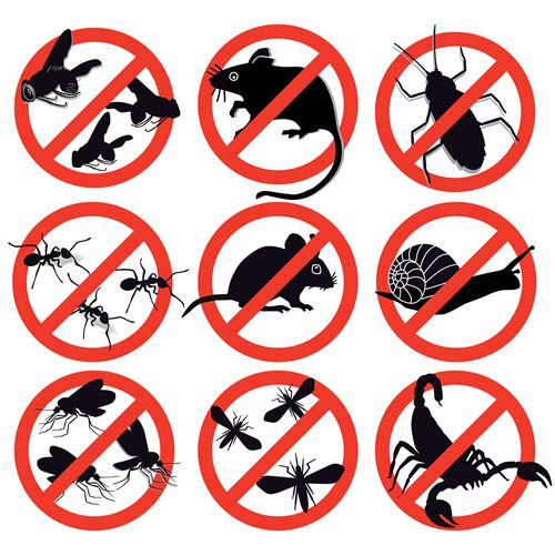 害虫・害獣の例