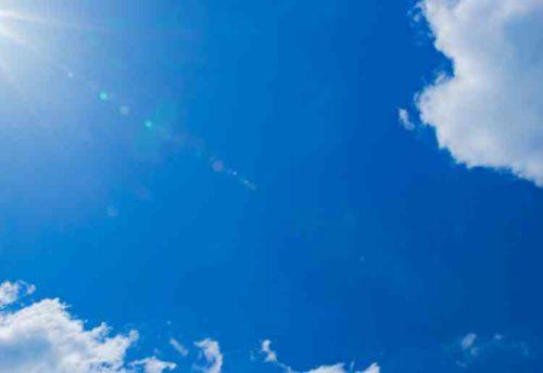 直射日光が当たる環境でないか