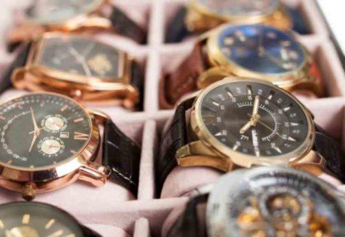 腕時計の正しい保管方法