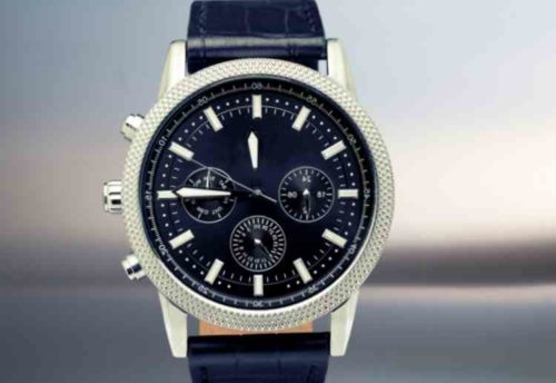 ベゼルやリューズの腕時計クリーニング方法