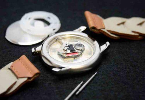 腕時計は3~5年に1度、プロにメンテナンスを依頼