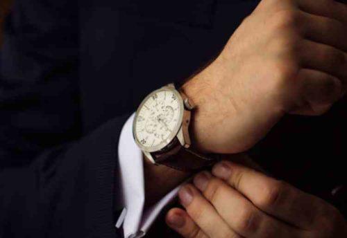 腕時計のお手入れ方法