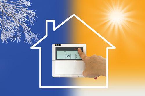 エアコンの設定温度ミス
