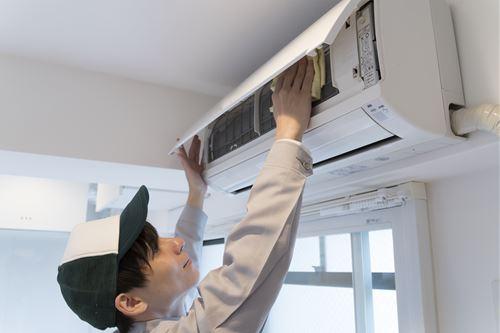 エアコン内部のカビ取りはプロにお任せ
