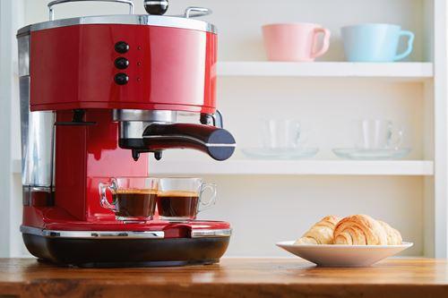 汚れがあるコーヒーメーカーの掃除方法