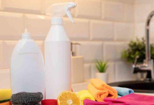 油汚れ洗剤を使った効果的な掃除方法