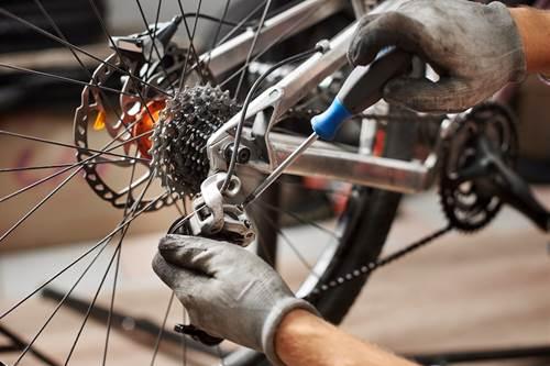 自転車チェーン掃除の注意点