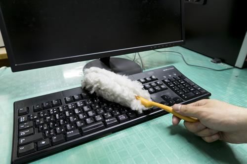 パソコン掃除の頻度