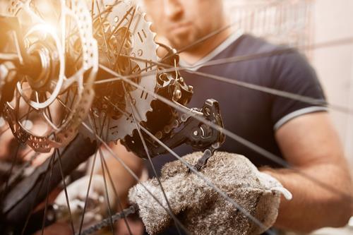 自転車チェーン掃除に必要な道具