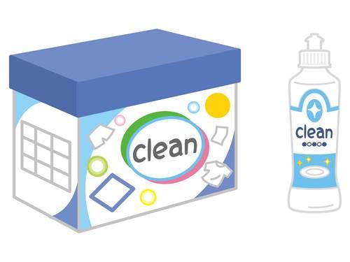 部屋干し洗剤と通常の洗剤の違い