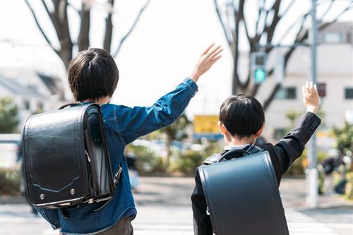 小学生の送り迎えの注意点