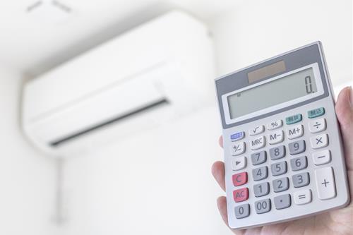 エアコン代わりになる家電の電気代の比較