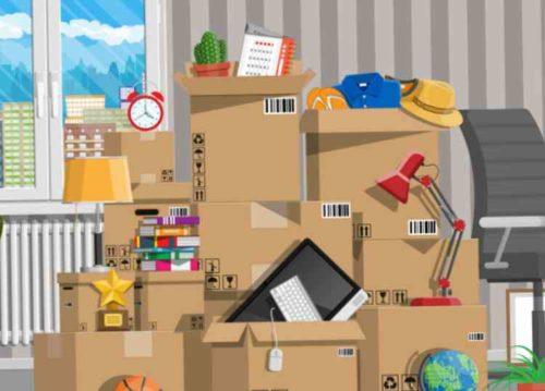 荷物の種類や大きさから選ぶ