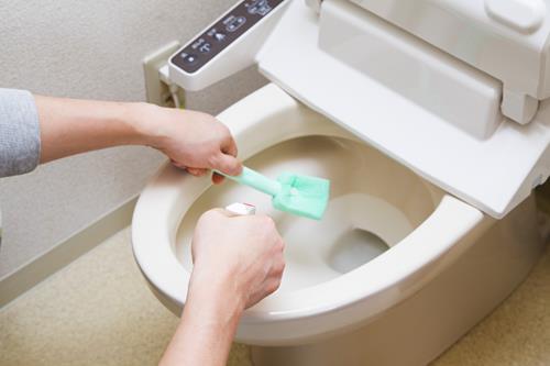 尿石・水垢にはクエン酸と重曹