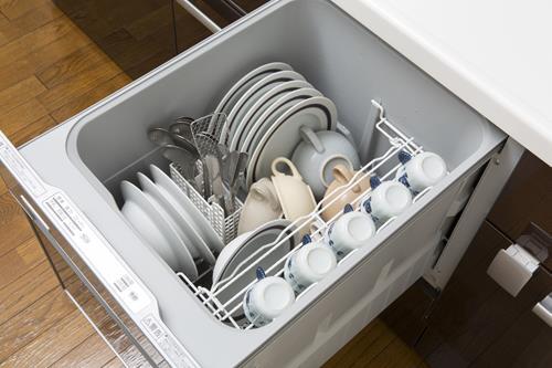 食洗器を使うと変形する