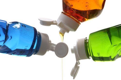塩素系漂白剤は使わない