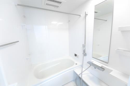 鏡のウロコ予防は水気を拭きとること!