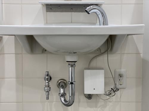 排水管の分解掃除