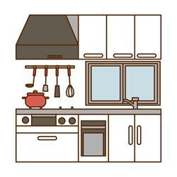 キッチンの排水管