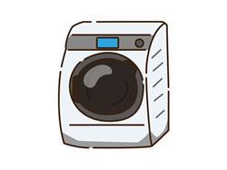 洗濯機の排水管