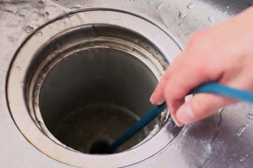 排水管の汚れ