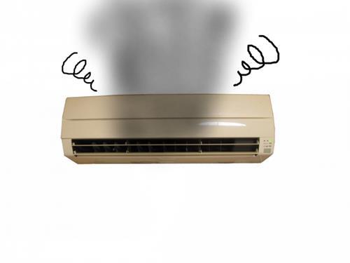 エアコンが勝手に火災