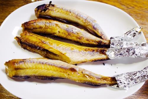 魚の調理はゴミの日か前日に