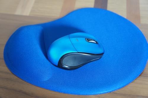ジェル系マウスパッドの洗い方