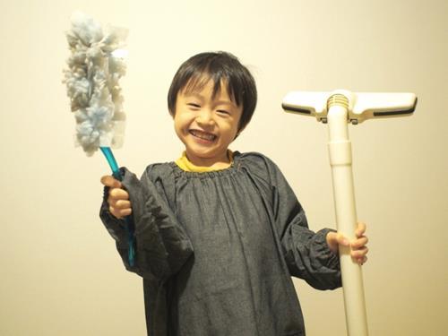 ホコリ掃除の道具